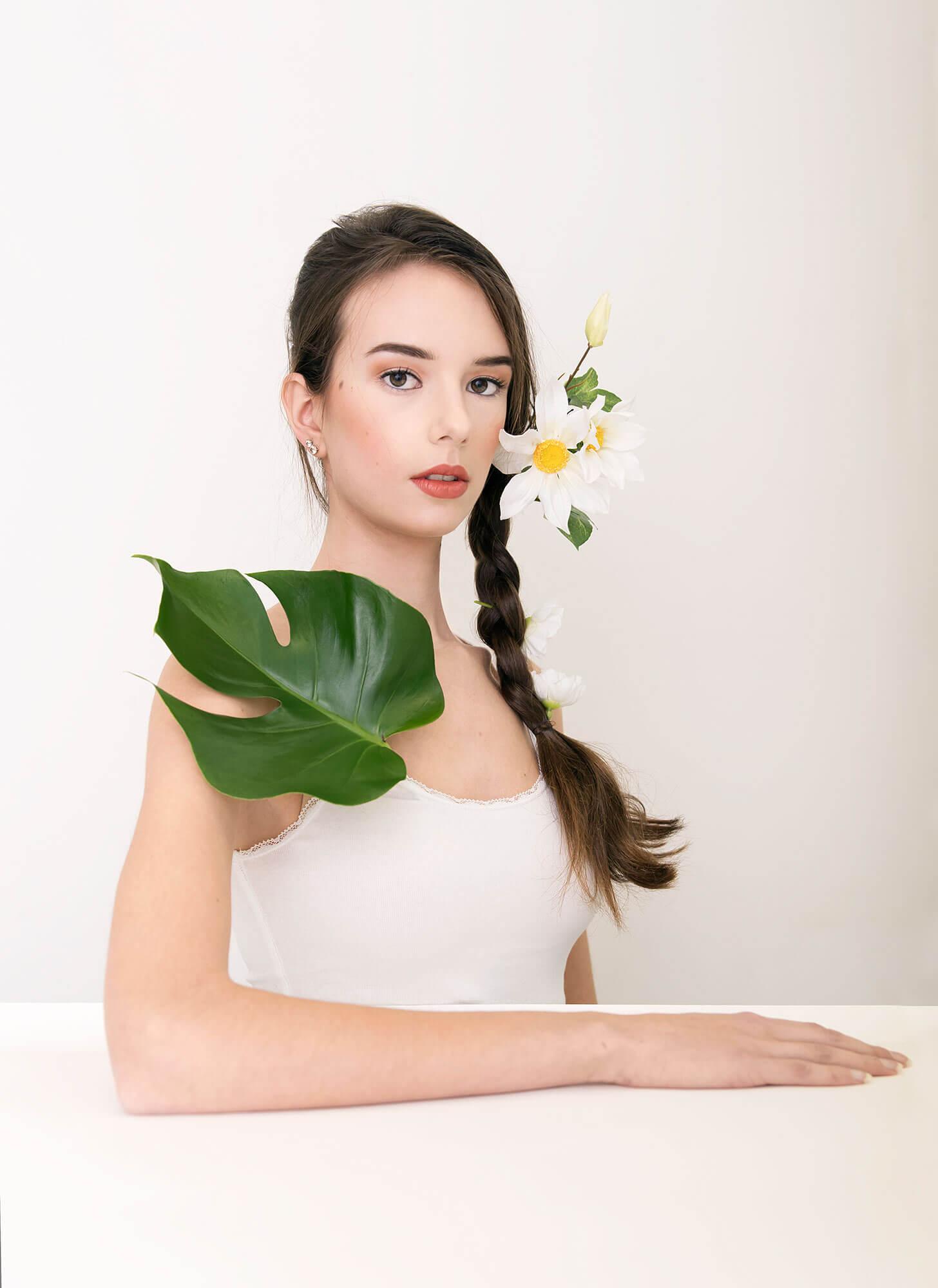 Isabel Flowers 2.0 portret foto.