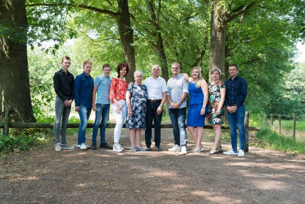 Familie van Gisbergen