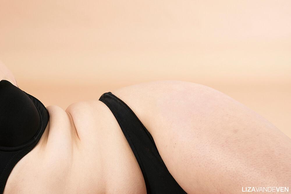 foto zijkant lichaam