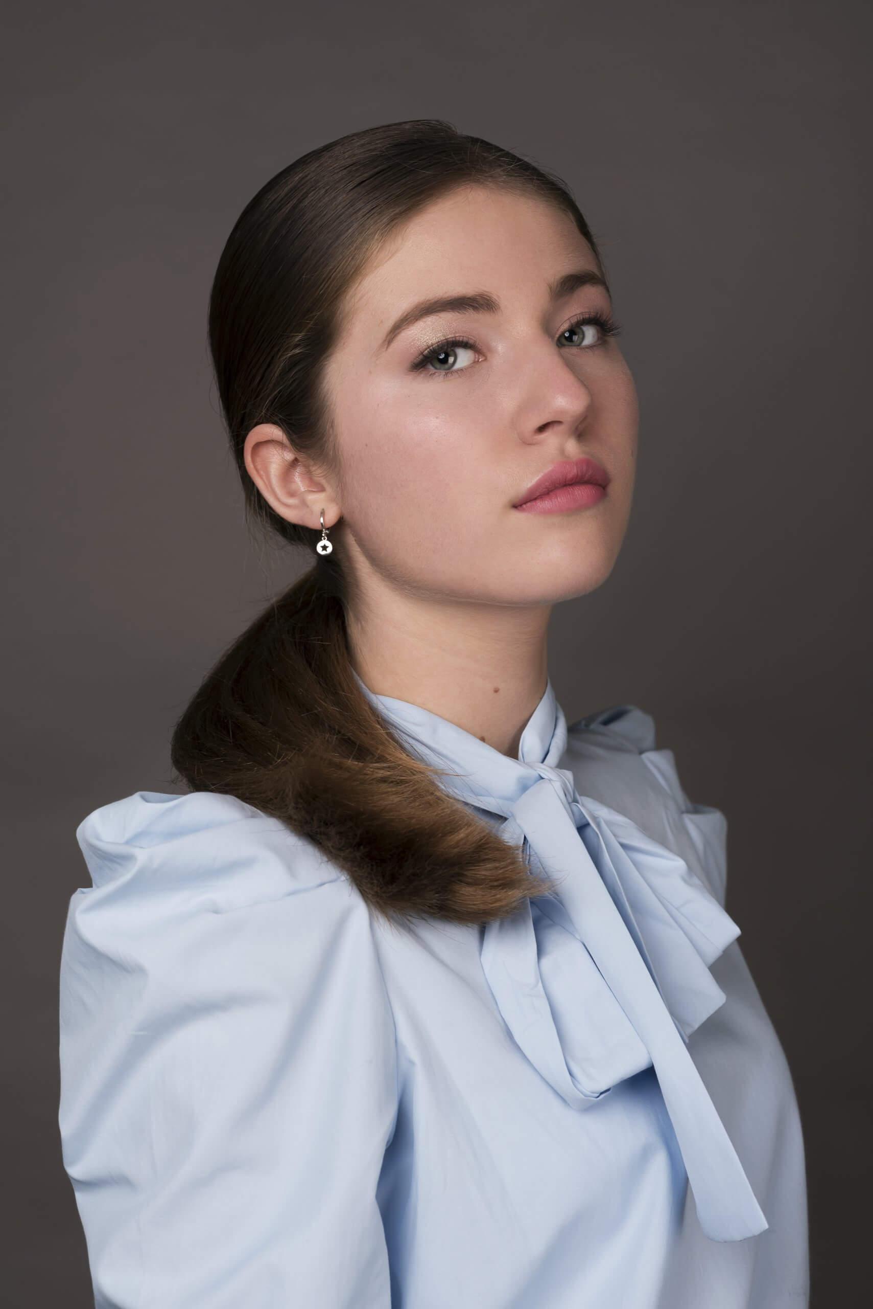 Clean portret Isabel
