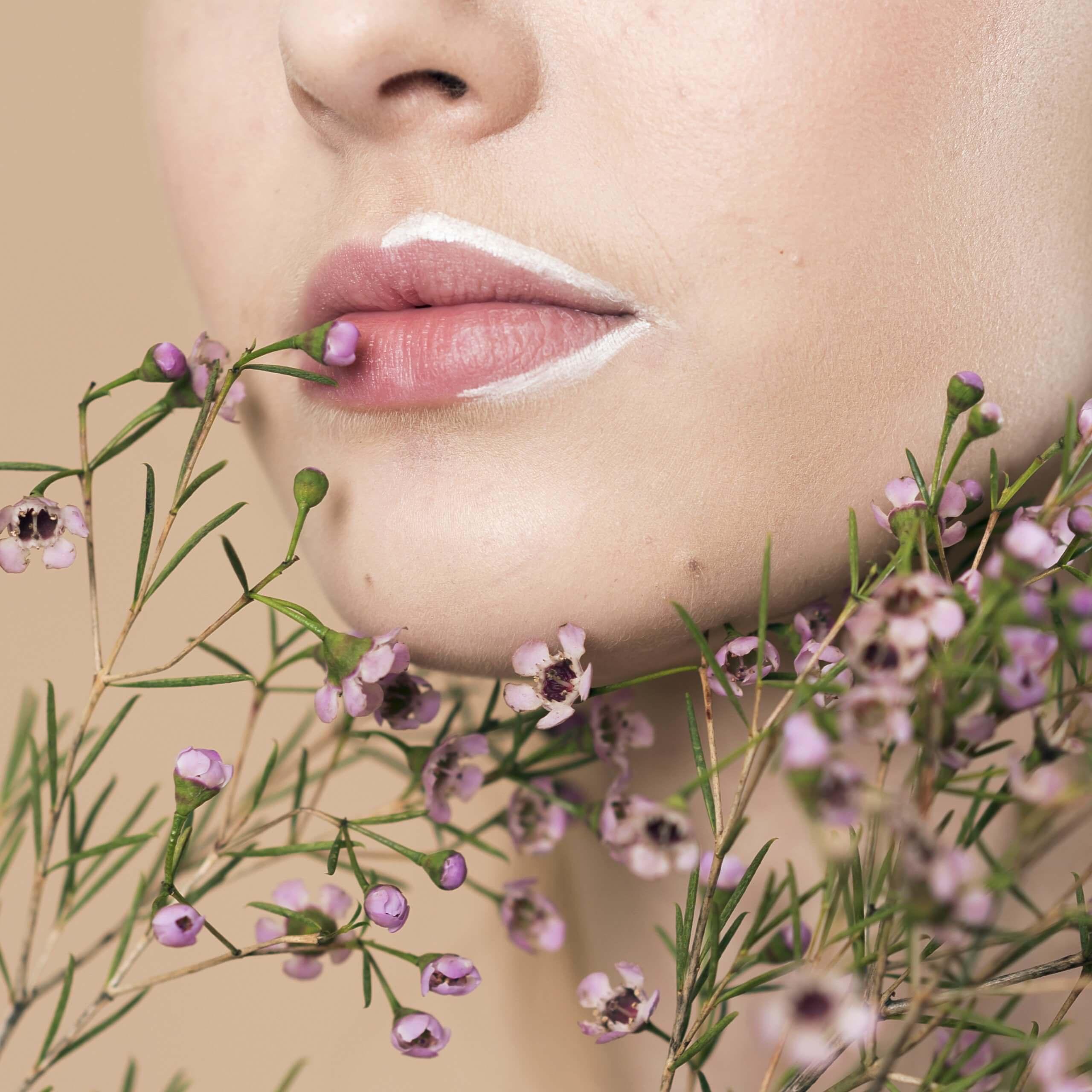 Lips make up Beauty lippen