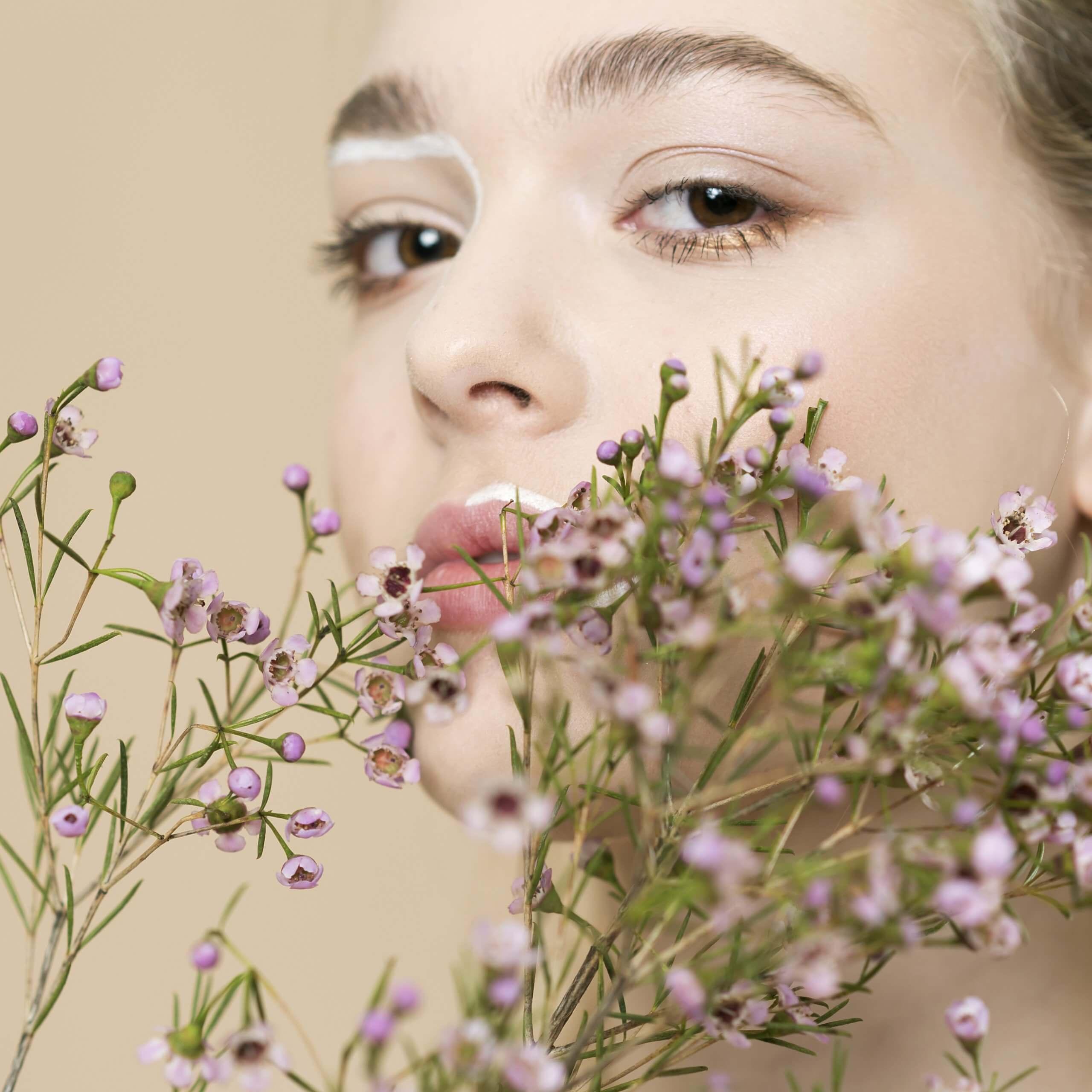 Mocha beauty bloemen Demi