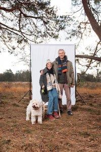 A Dogs Tale Leni en Jim